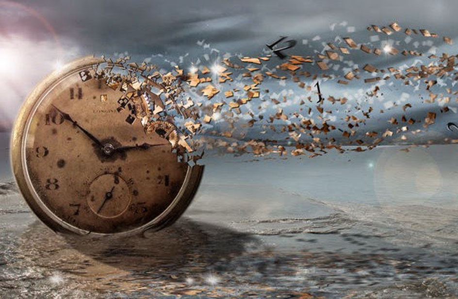 il tempo passa e noi non possiamo fermarlo