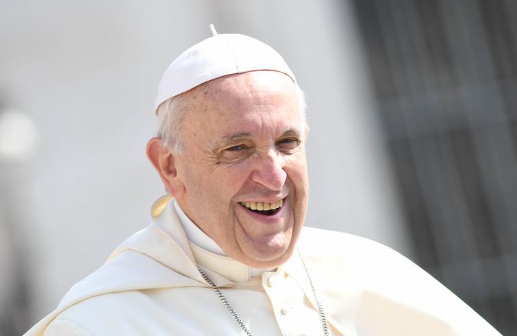 Papa Francesco chiama il giorno del riposo profezia di liberazione