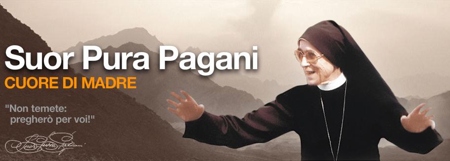 Suor Pura Pagani e la grazia di averla conosciuta di persona