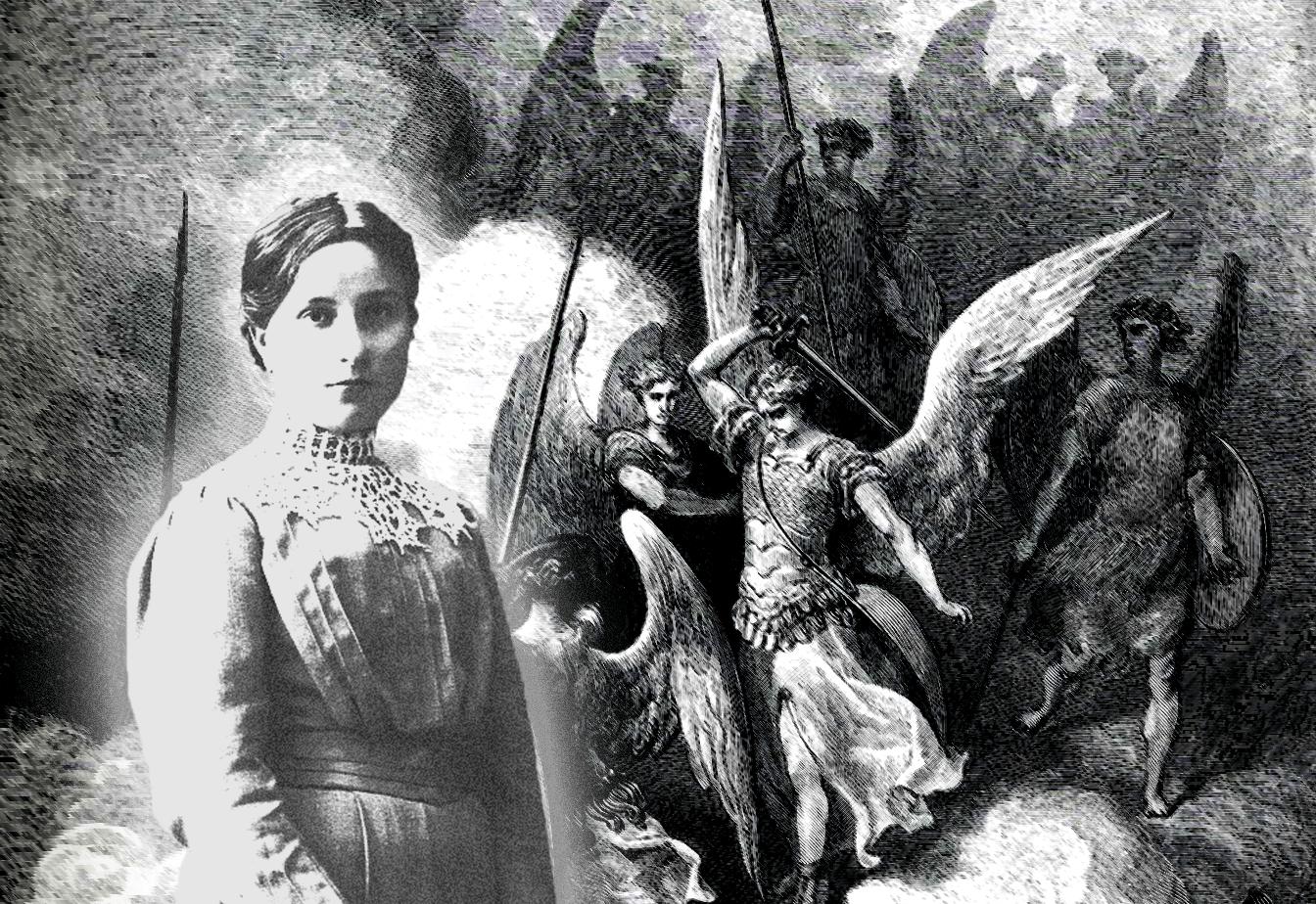 Riflessione sulla visione della madre in Purgatorio di Maria Valtorta