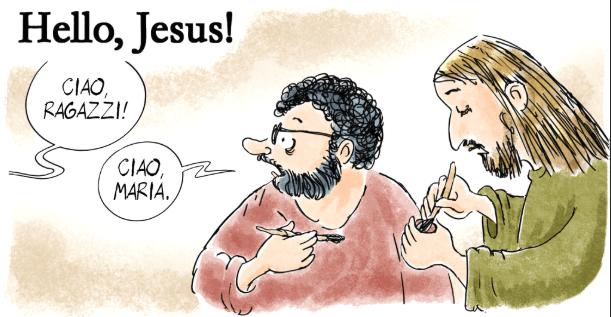 sul quotidiano Avvenire si ridicolizza la fede