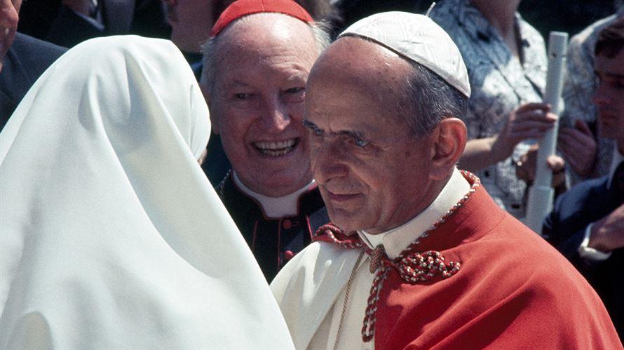 il miracolo di Paolo VI