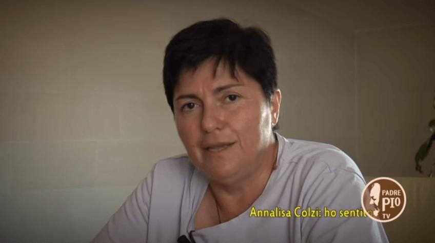 Annalisa Colzi: salvata dallo spiritismo e dall'esoterismo