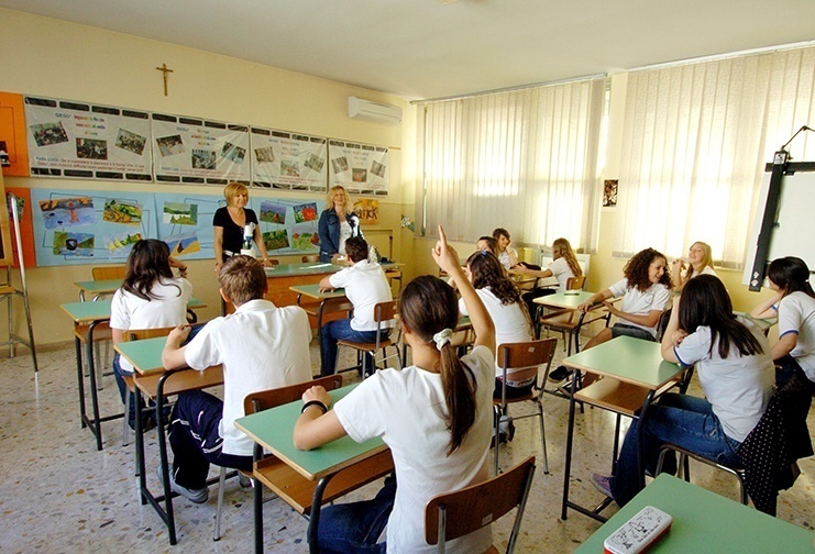 La scuola pubblica è laica? Sembra proprio di sì