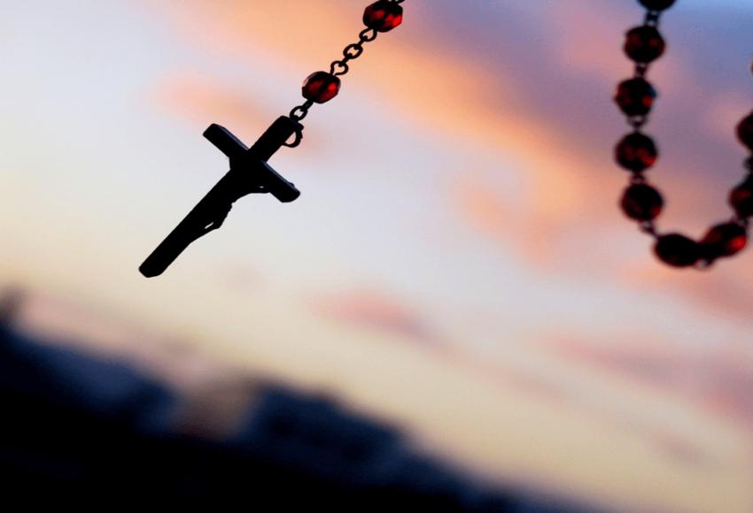 distrazioni durante il santo rosario