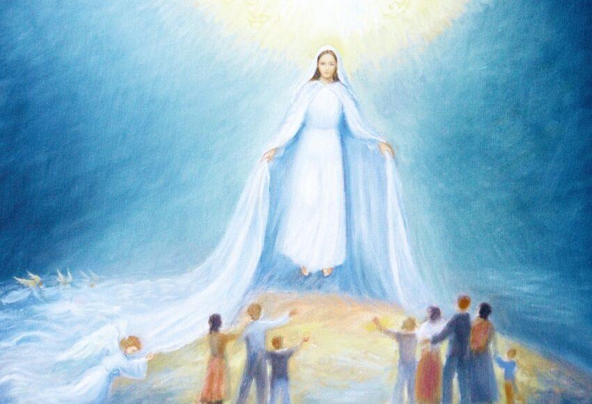sotto la protezione di Maria