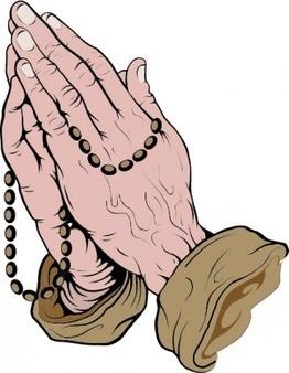recitare il santo rosario