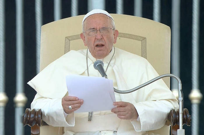 Papa Francesco: costruiamo la casa sulla roccia di Dio