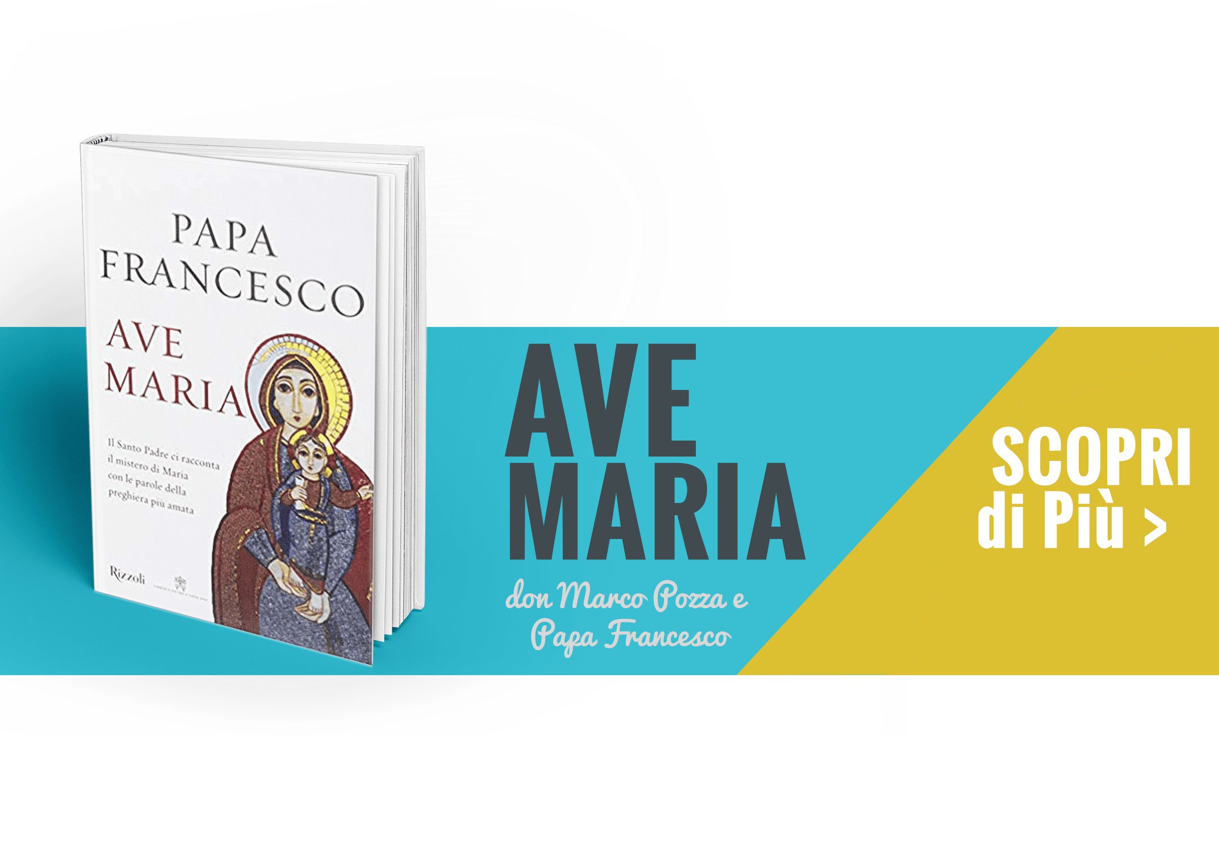 AVE MARIA DI DON MARCO POZZA E PAPA FRANCESCO