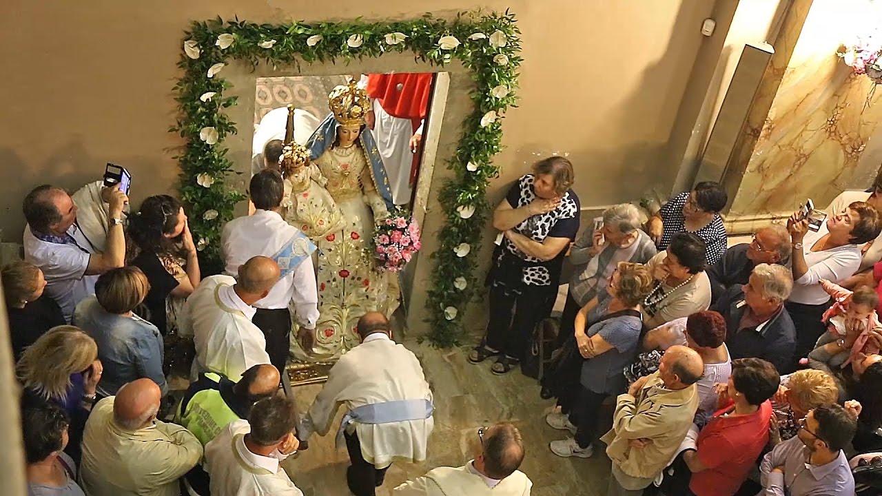 madonna del rosario di piansano