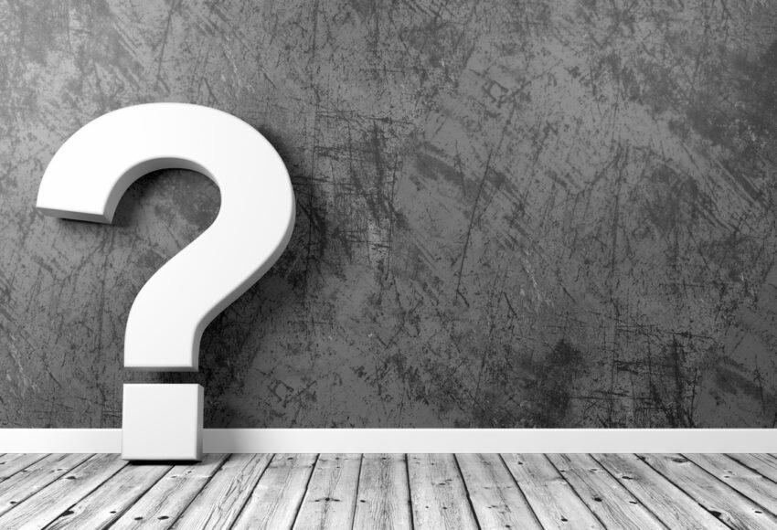 un uomo di fede può chiedersi perchè?