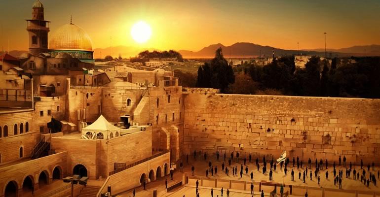 I luoghi di Gesù dove il tempo non distruggerà mai