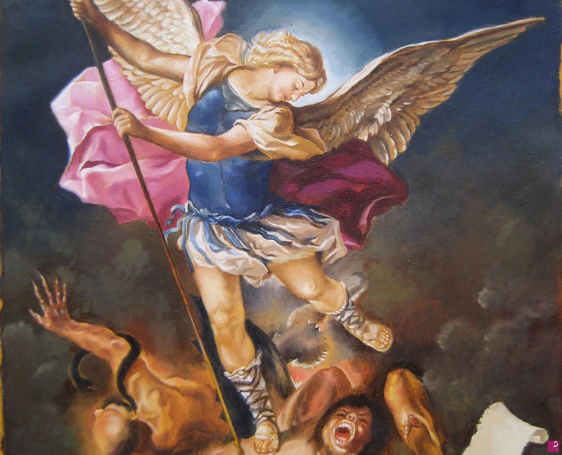 La preghiera della Coroncina Angelica