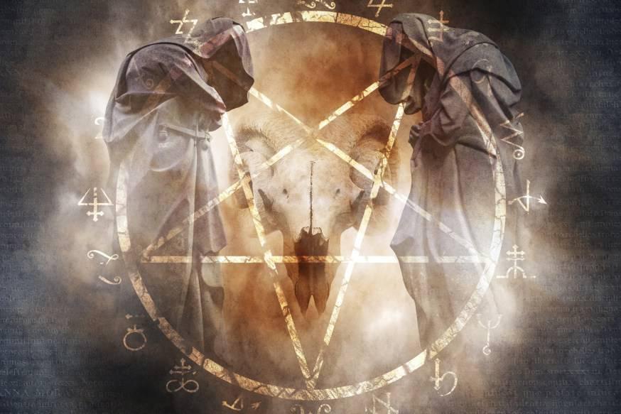 Satana esiste mettitelo bene in testa una volta per tutte