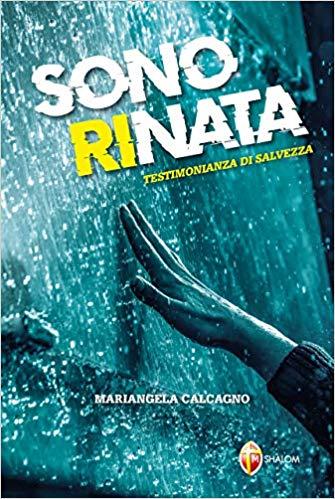sono rinata, libro di Mariangela Calcagno