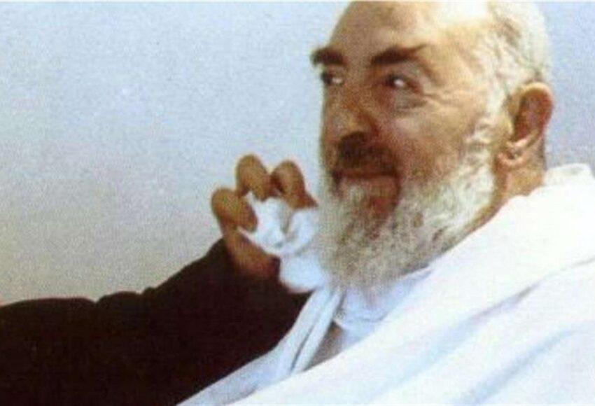 Graziano Pretto come ha curato padre Pio