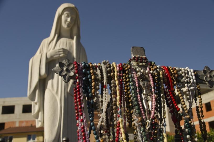 preghiera del pellegrino a Medjugorje