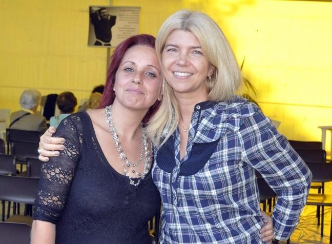 Claudia Francardi: Ho perdonato l'assassino di mio marito