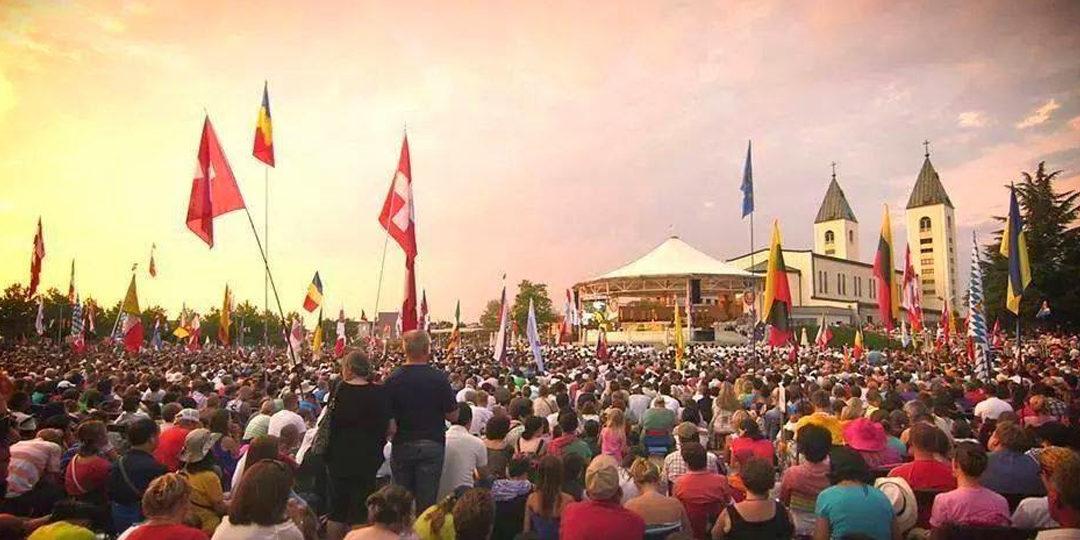 Festival dei giovani 2019 a Medjugorje