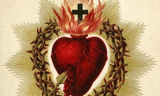 La preghiera che commuove il Sacro Cuore di Gesù