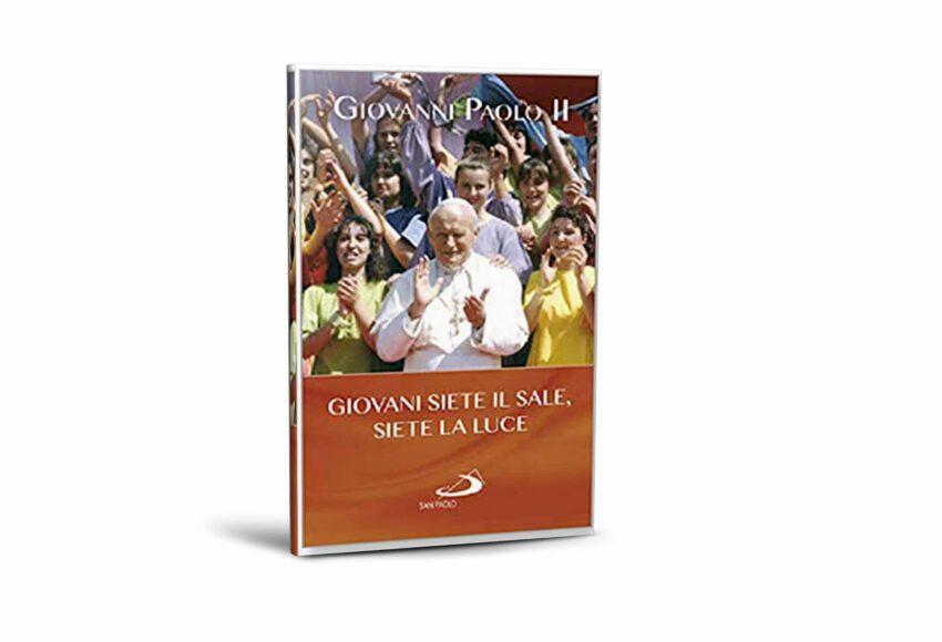 Giovanni Paolo II: giovani siete il sale della terra