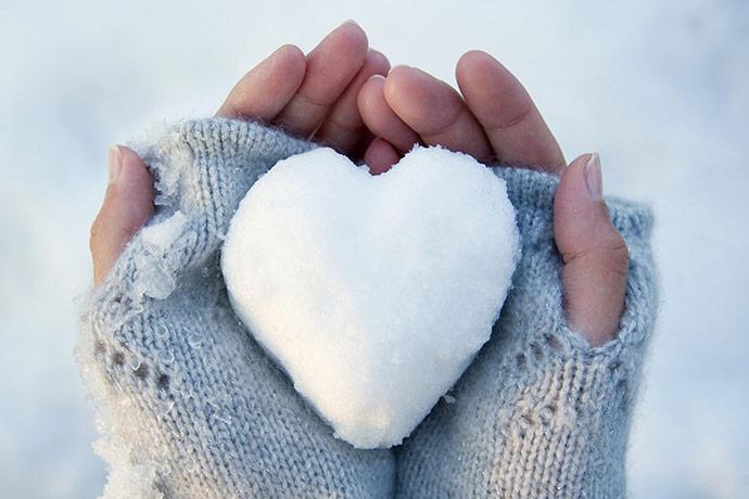 avere un cuore puro
