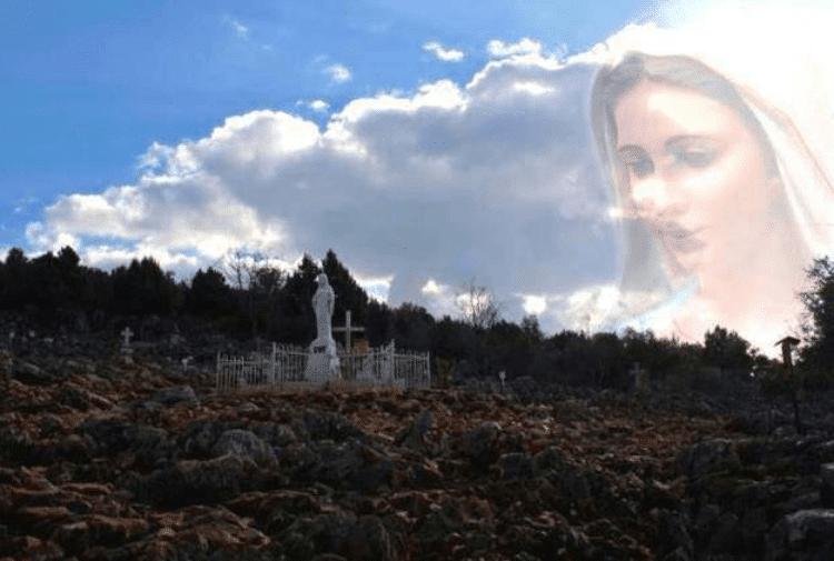 Maria facci sentire la tua presenza tra noi