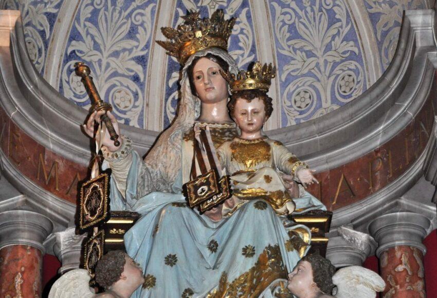 Madonna del monte Carmelo