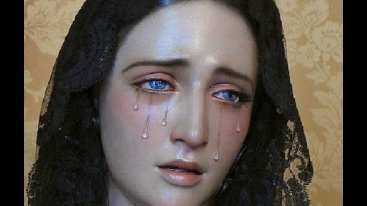 I dolori di Maria? Da essi scaturiscono tante grazie