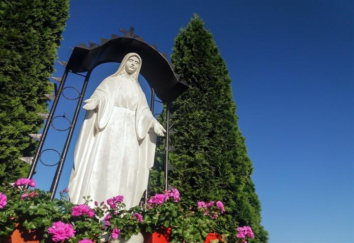 Un grande amore di Maria lo si dimostra anche quando mettiamo esposta una sua immagine