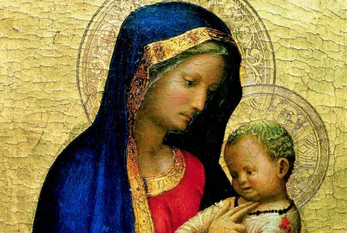 Maria è la madre della Verità
