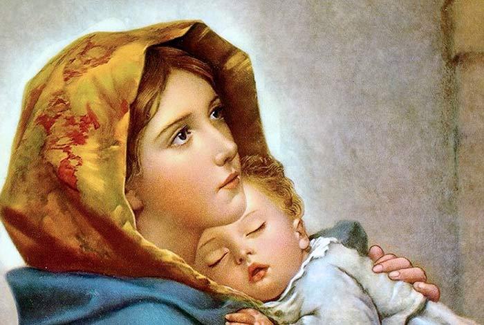 Maria la Mamma di Gesù è il vero capolavoro