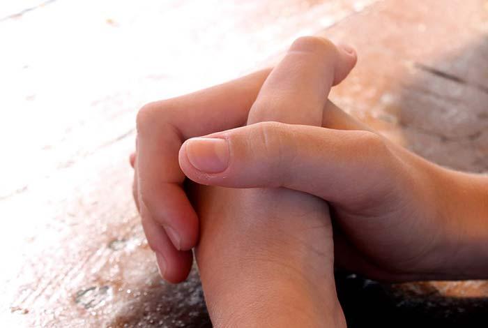 La vita è difficile ma la preghiera mi ha aiutato a capire quanto è bella!