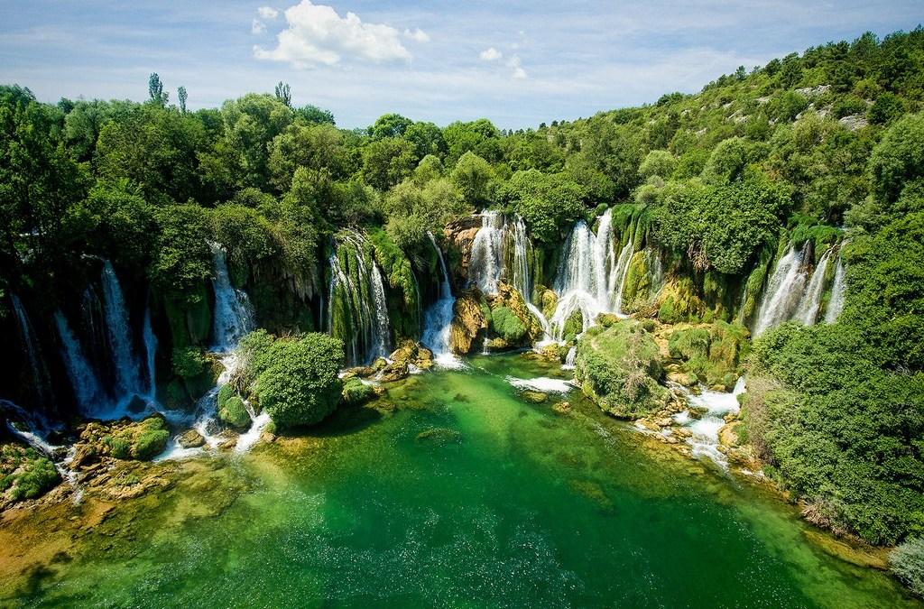 cascate di Kravice