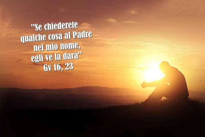 Come ottenere una grazia o un miracolo da Dio