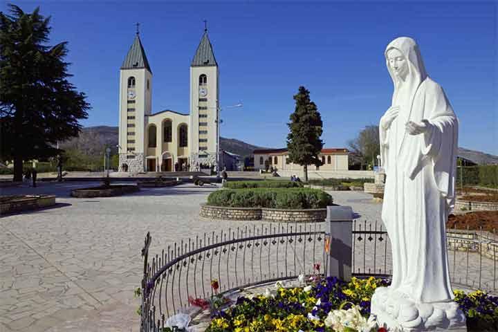 Pellegrinaggio a Medjugorje 31 marzo