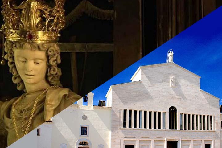 150 € – Pellegrinaggio San Giovanni Rotondo e monte Sant'Angelo 23 ottobre – 25 ottobre 2020