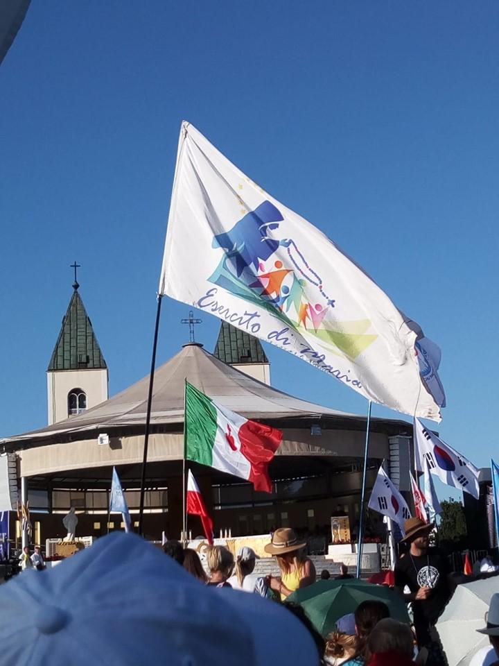 Pellegrinaggio a Medjugorje da Brescia