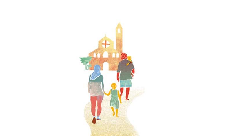andare a messa la domenica