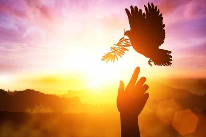 senza Dio non c'è pace