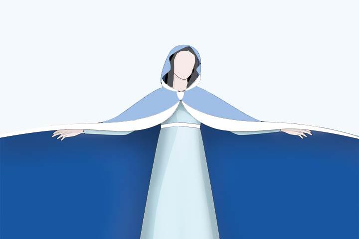 Essere sotto il manto di Maria