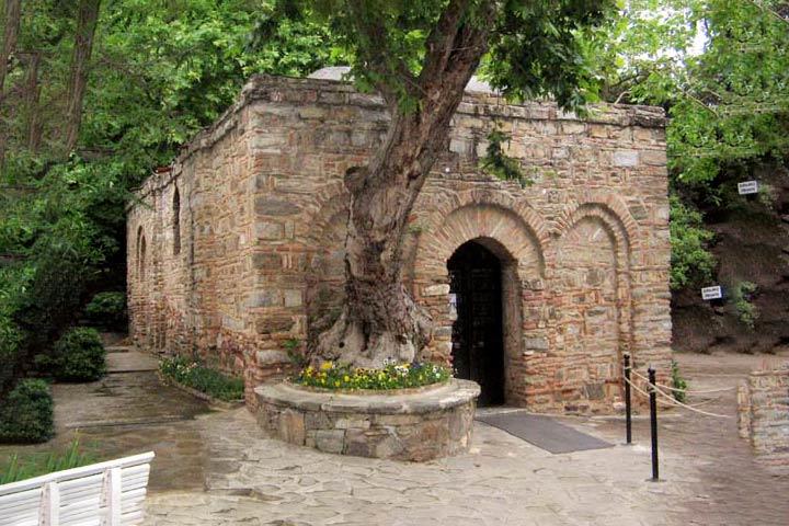 la casa di nazareth dove siamo stati redenti