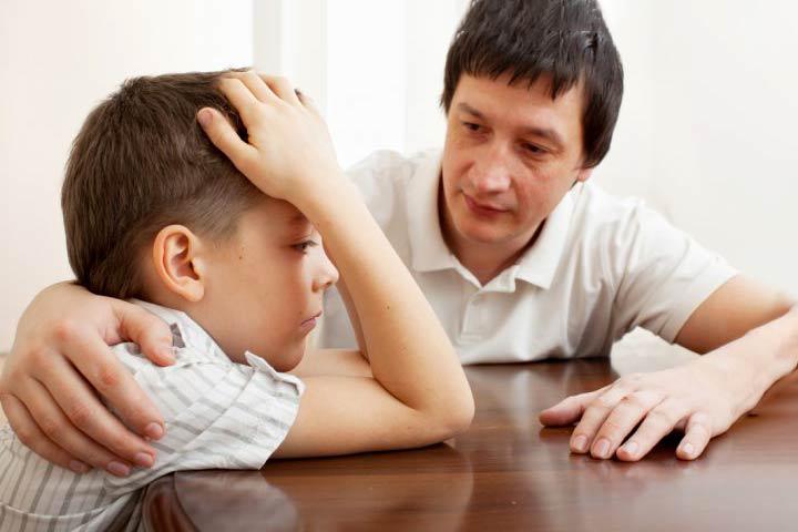 Mio figlio non è buono, mio figlio è il migliore