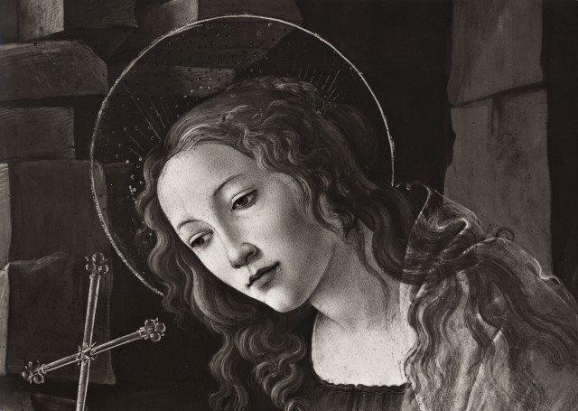 l'umiltà di Maria