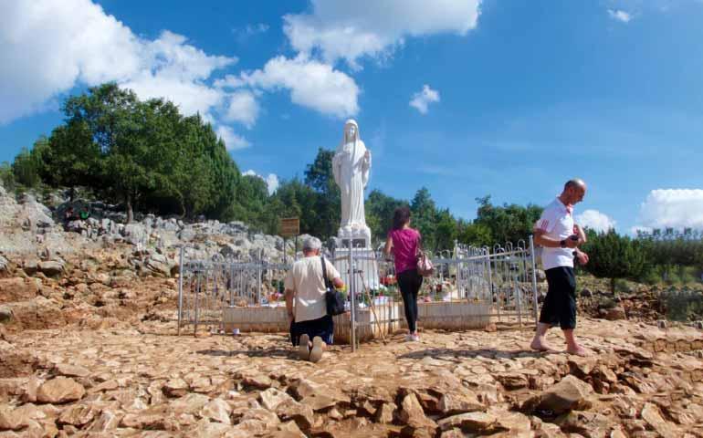 La presenza della Madonna a Medjugorje la senti fisicamente