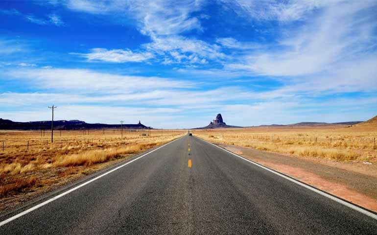 Non temete: Dio ci guida sulla strada giusta