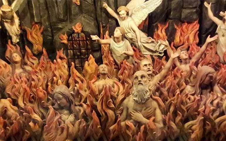 Il purgatorio non è una favola