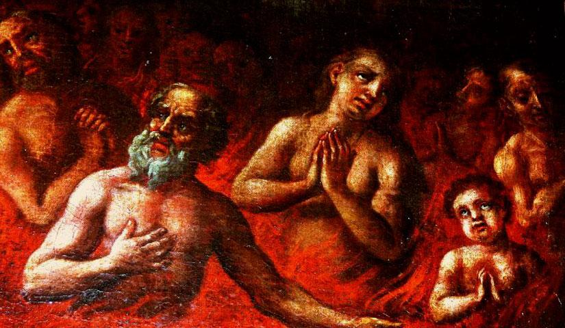 Un amore purificato con il fuoco del purgatorio