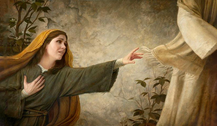 Con Gesù rinasce in noi la speranza