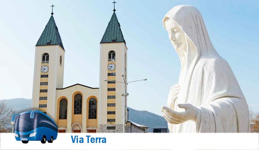 220 € – Pellegrinaggio a Medjugorje 30 ottobre – 3 novembre 2020